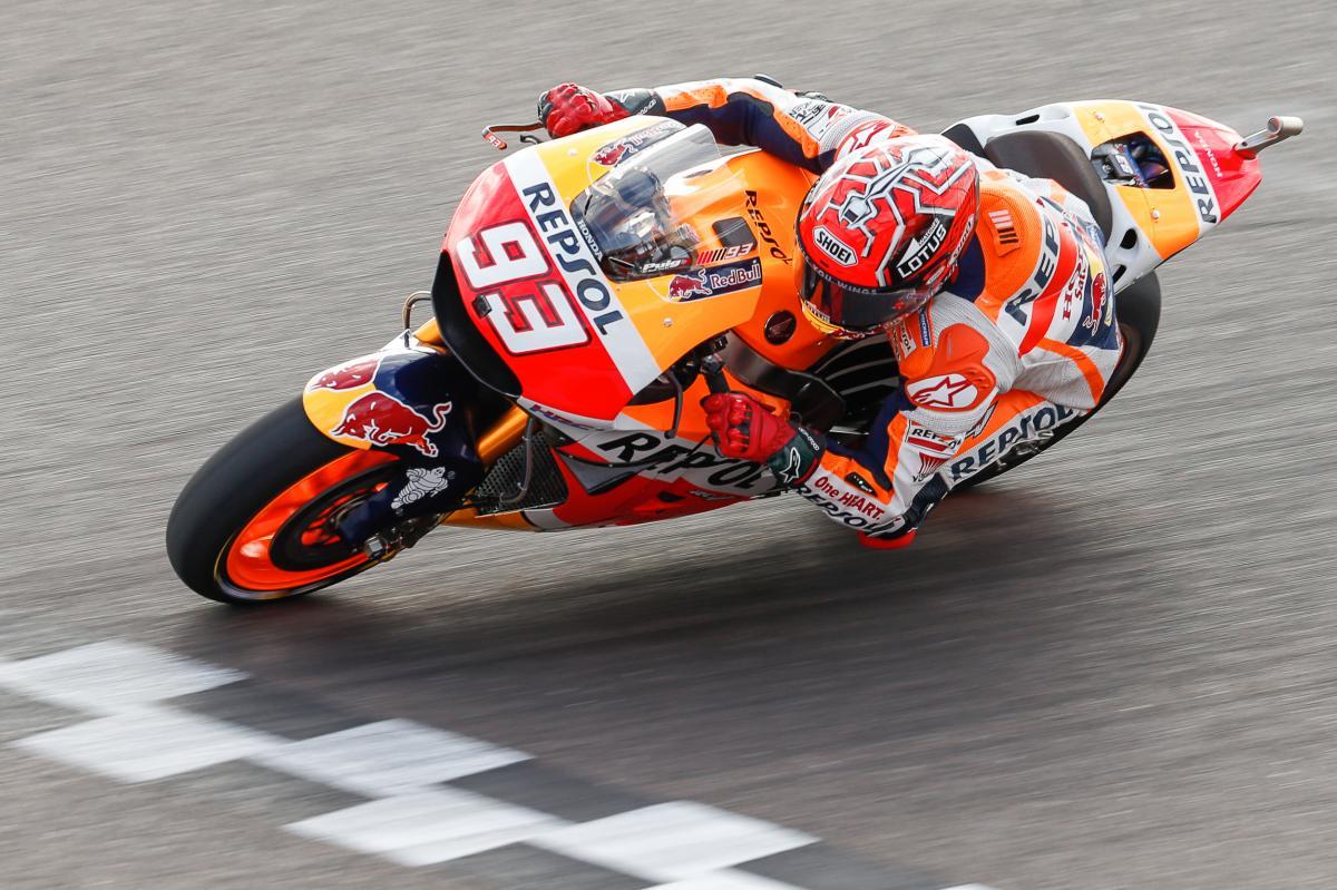 MotoGP a Jerez: gli orari TV del weekend