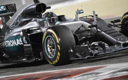 Bahrain: il punto Pirelli sulla gara