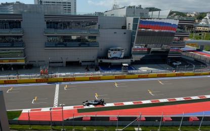 Russia: il punto Pirelli sulle libere