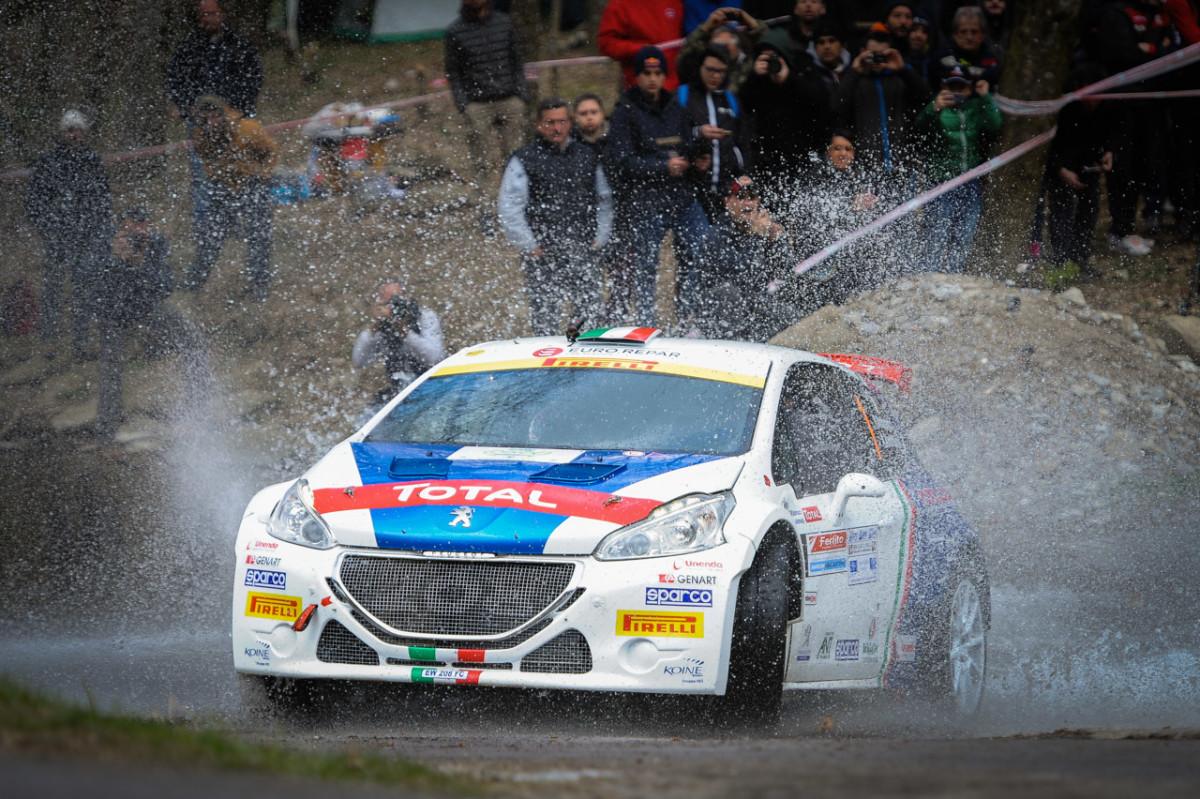 Rallye Sanremo: Peugeot pronta!