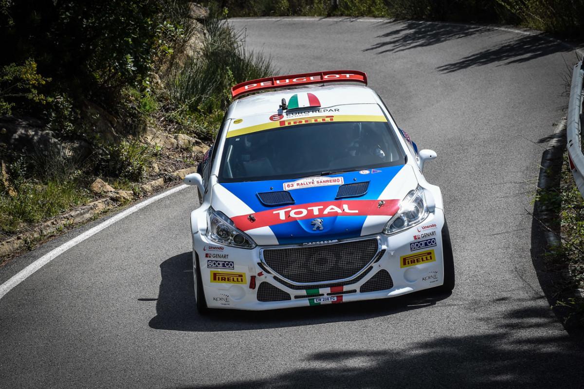 Sanremo: Andreucci 3° e Testa 1° in Gara 1