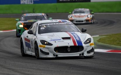 Doppietta per Maserati a Monza