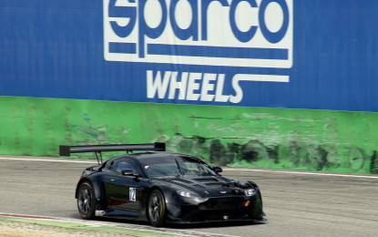 Sparco e Solaris Motorsport insieme nel 2016