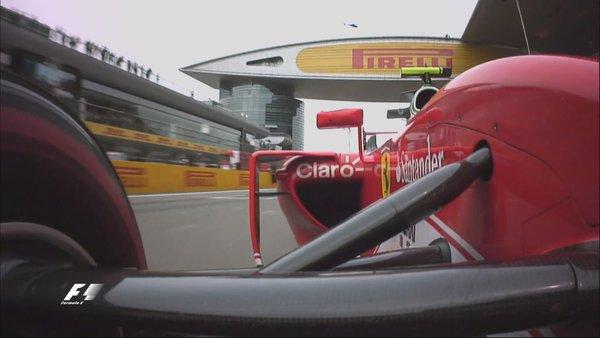 Cina: il punto Ferrari sulle qualifiche