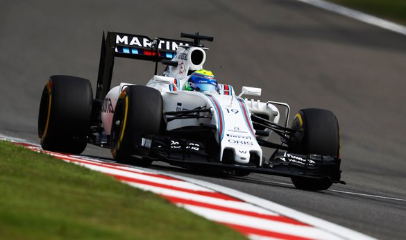 Cina: Williams sul problema nelle FP1
