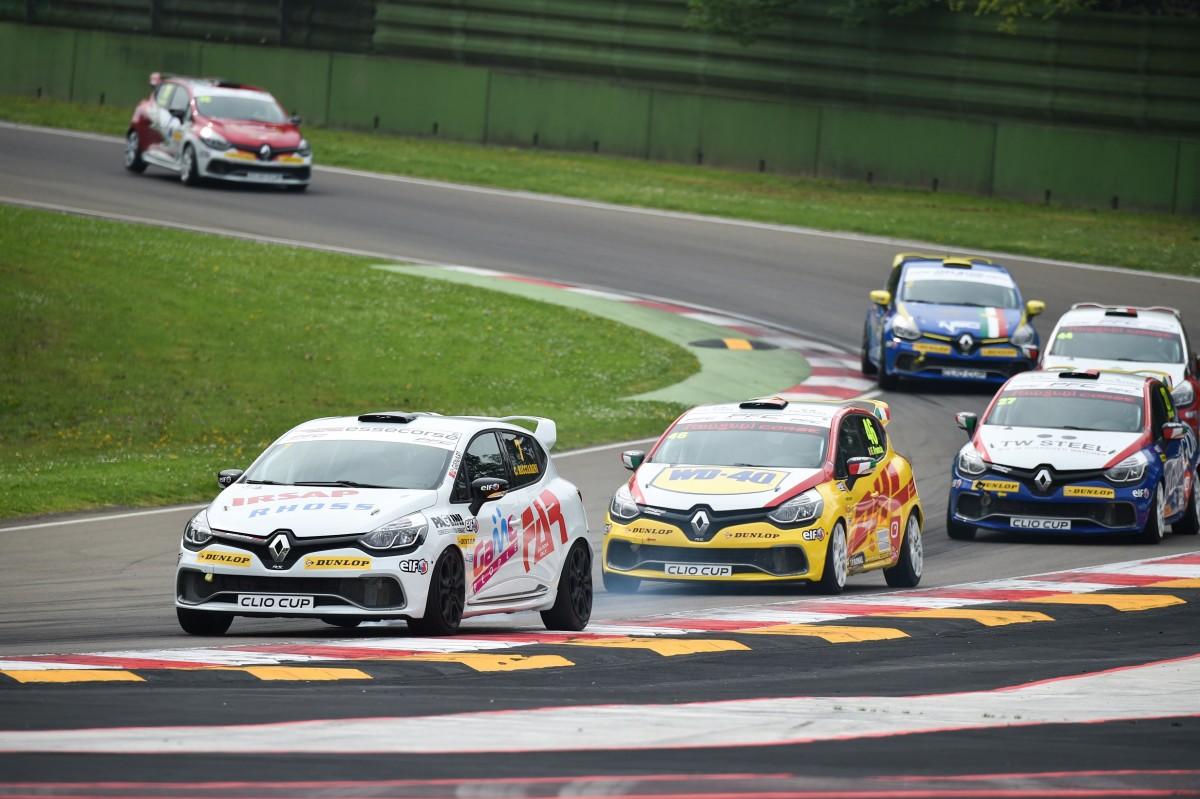 Partita la Clio Cup Italia 2016