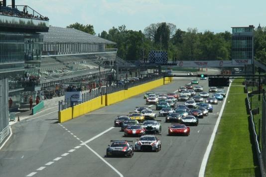 Blancpain GT: in oltre 22mila a Monza