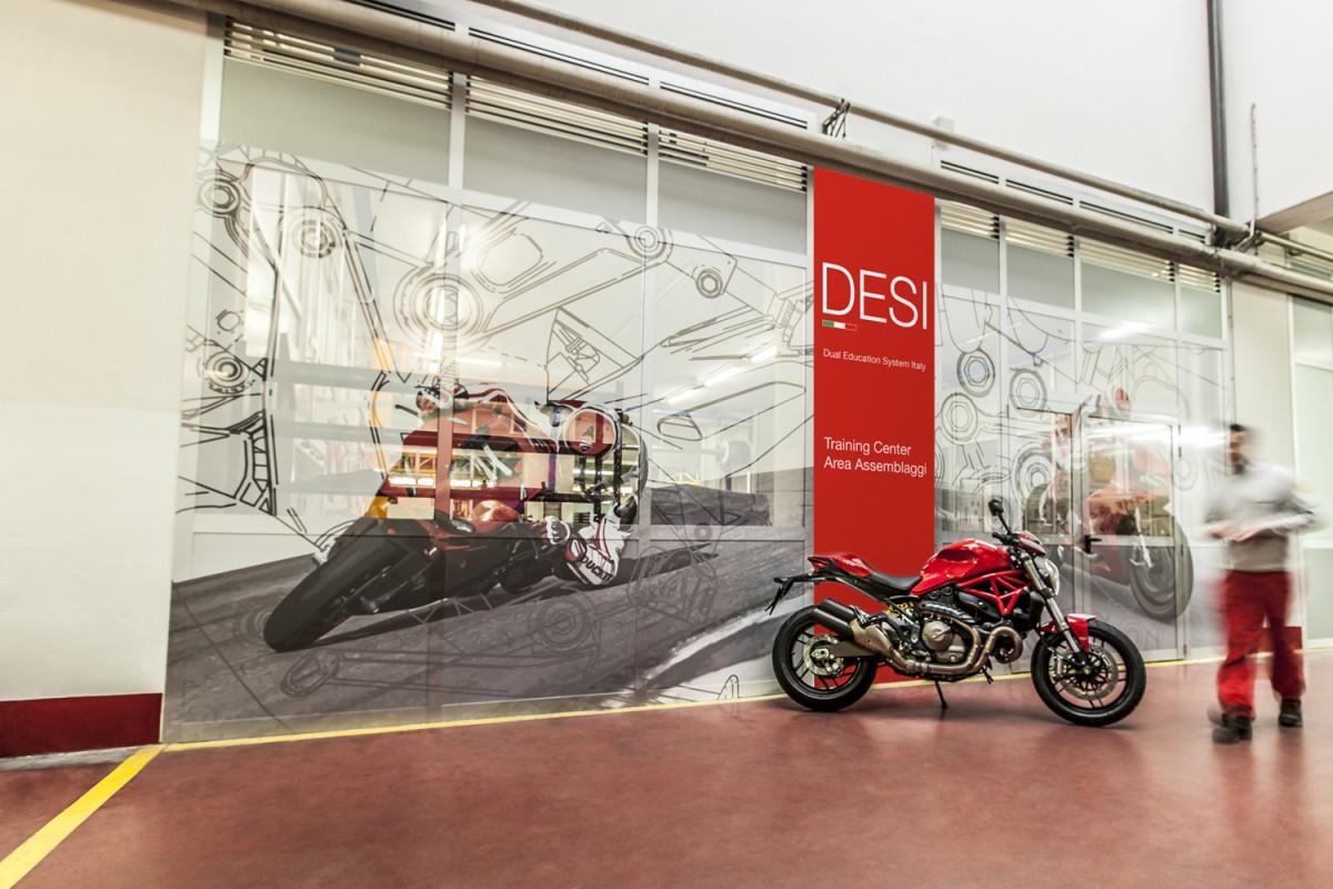 Progetto DESI e Lamborghini: nuova edizione