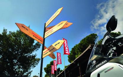 Ducati: 90 anni e un viaggio attorno al mondo