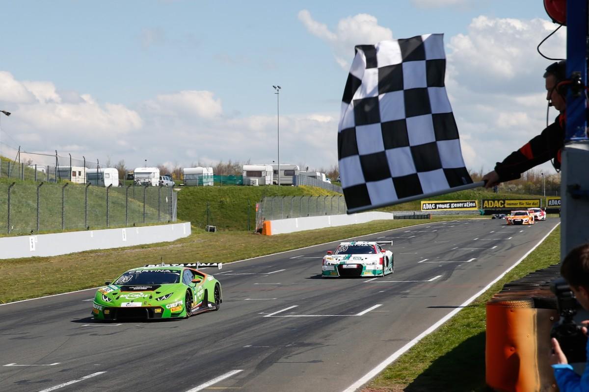 ADAC GT Masters: Huracán GT3 subito vincente