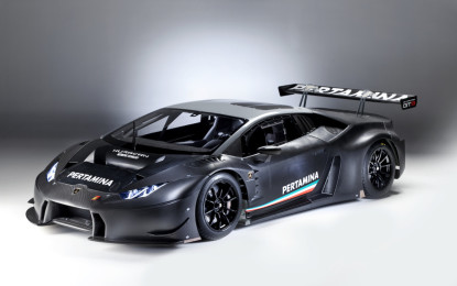 40 Lamborghini Huracán GT3 schierate!