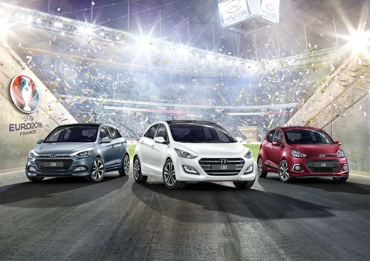 Hyundai ti porta agli EURO 2016