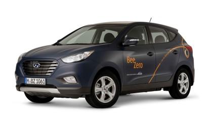 Hyundai BeeZero: il primo car sharing a idrogeno