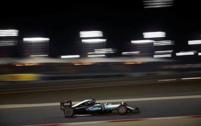 Bahrain: pole (dei record) per Hamilton