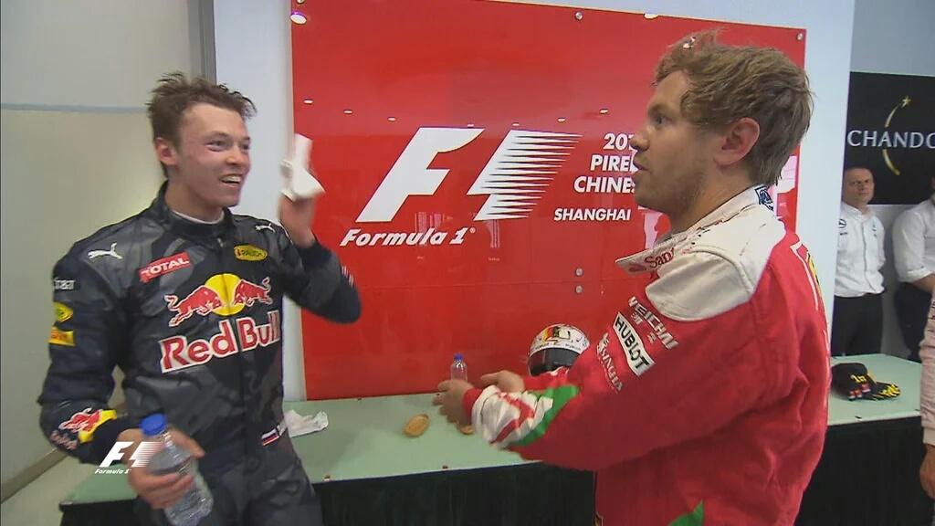 """Marko: """"Vettel won't seek revenge on Kvyat"""""""