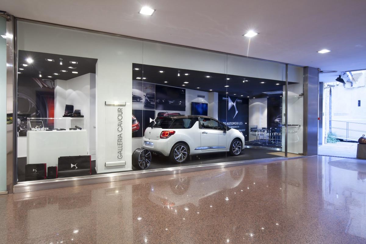 Primo DS Temporary Store a Bologna
