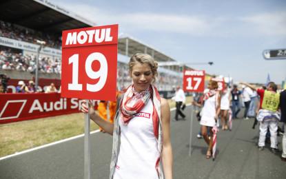 """Motul """"lubrificante ufficiale"""" Le Mans e FIA WEC"""