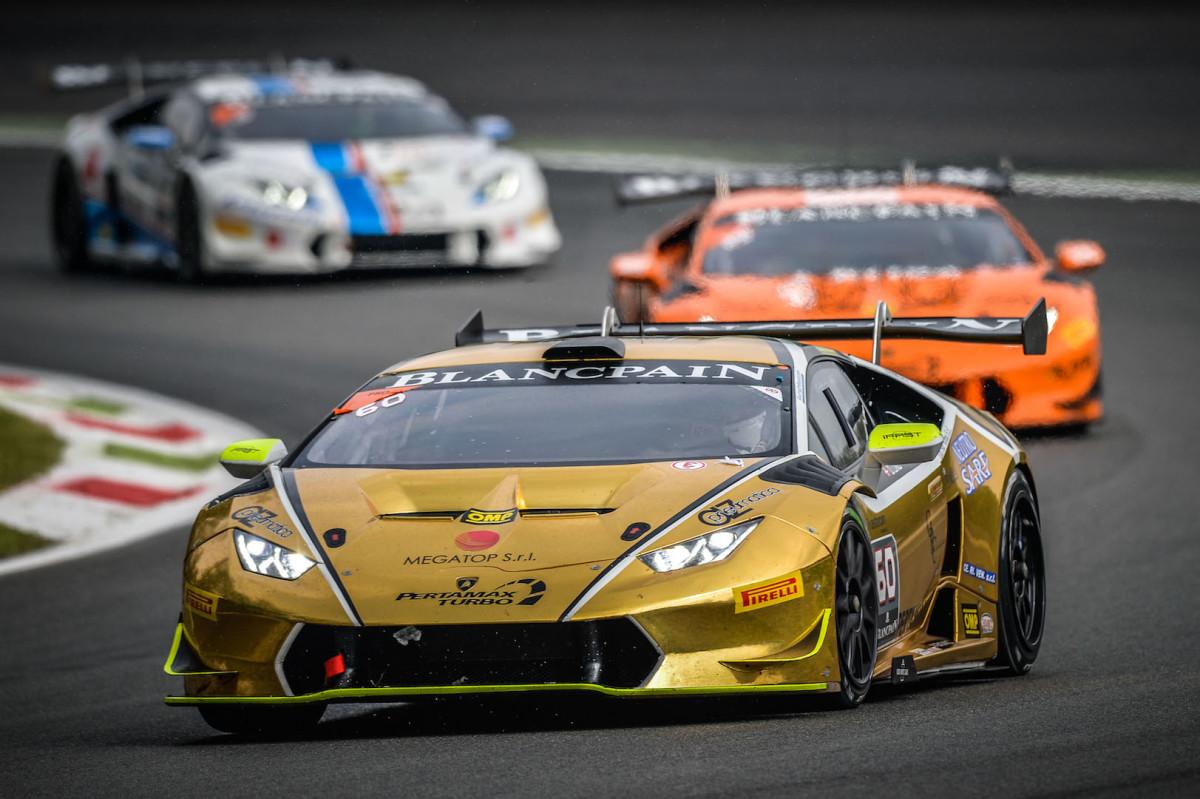 Lamborghini Blancpain: Gara 1 a Lind