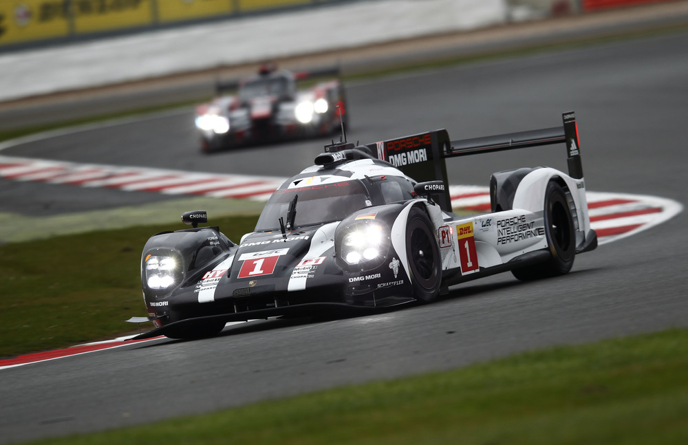 WEC: second row for Porsche 919 Hybrid