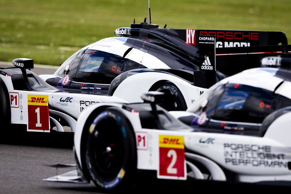 WEC: Porsche 919 Hybrid second in Silverstone