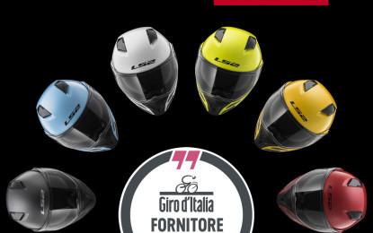 LS2 Helmets fornitore ufficiale 99° Giro d'Italia