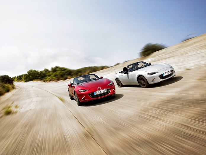 Mazda MX-5: The Beauty Of Motion