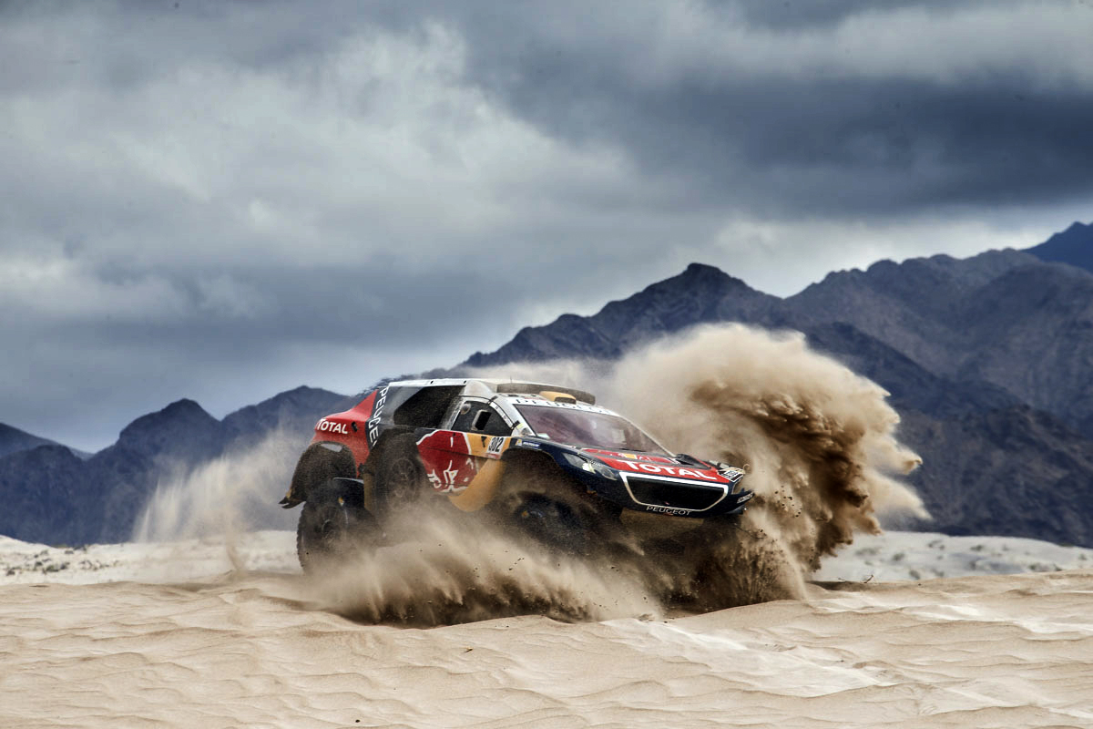 Silk Way Rally: tre Peugeot 2008 DKR da Mosca a Pechino