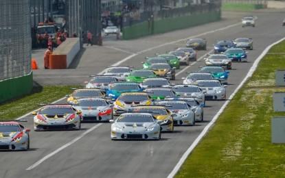 Lamborghini Blancpain: griglia record a Monza