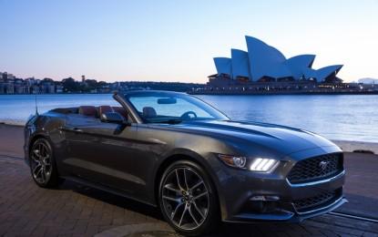 Ford Mustang auto sportiva più venduta al mondo