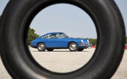 Nuovi pneumatici per Porsche storiche