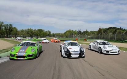 Carrera Cup Italia pronta al debutto a Monza