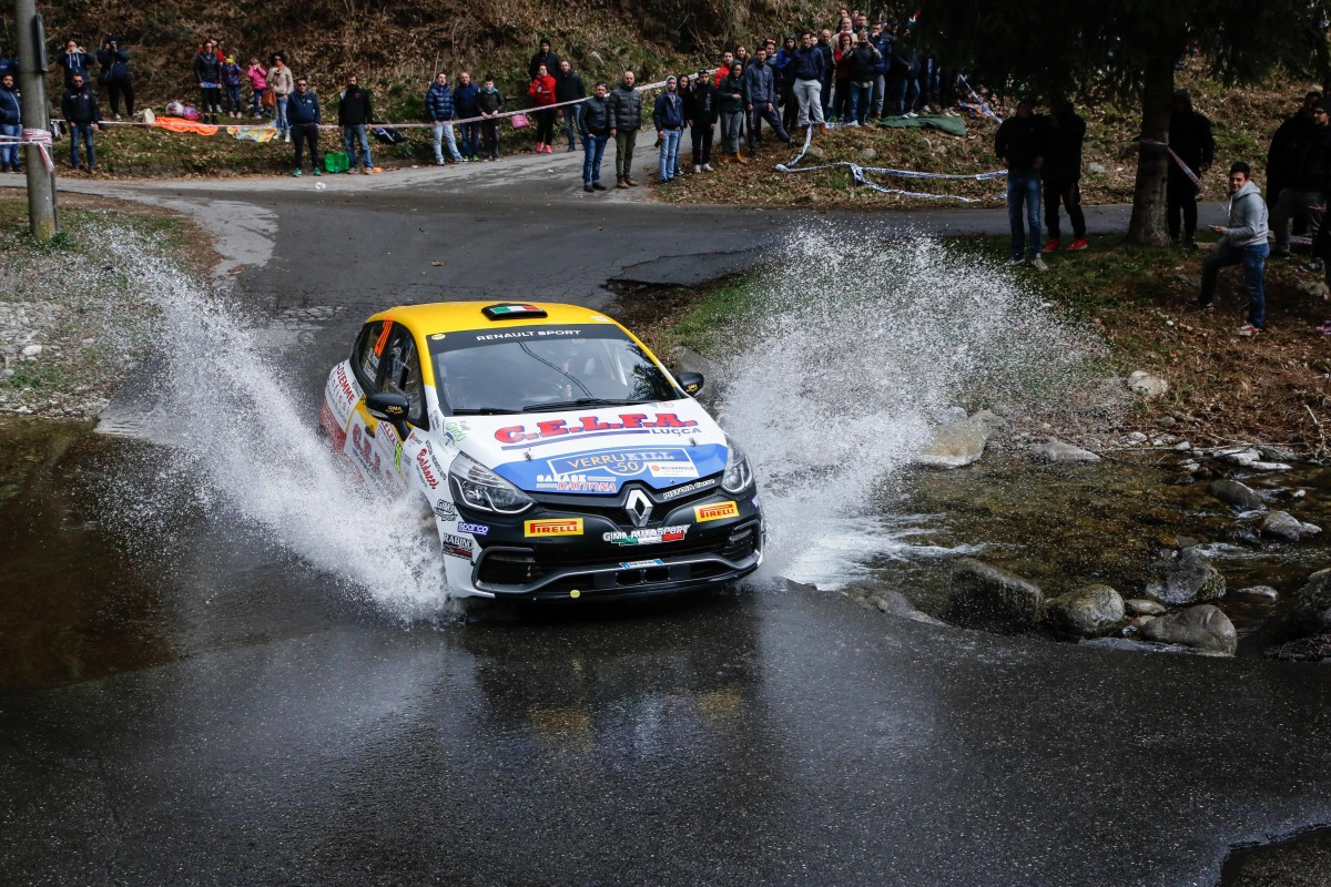 Sanremo: Trofeo Clio R3 e debutto della Twingo R1