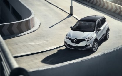 Renault KAPTUR, nuovo 4×4 per la Russia