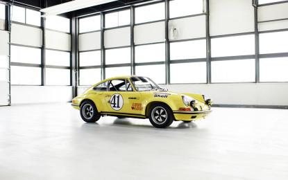 Porsche 911 2.5 S/T: restauro perfetto