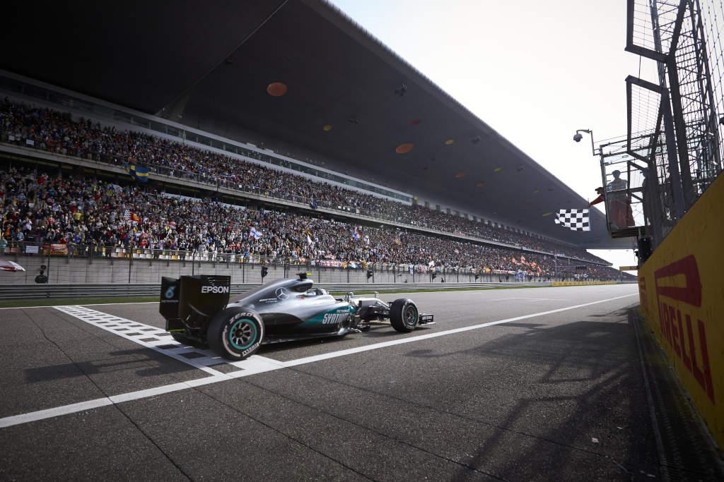 Cina: il punto Pirelli sulla gara