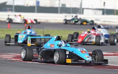 F4: Siebert vince la Finale. Schumacher 4°