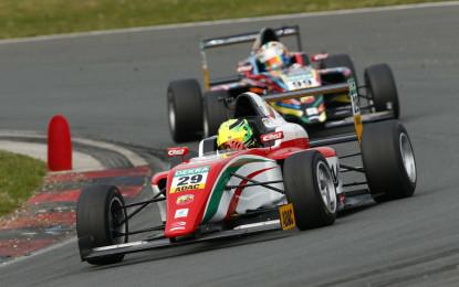 F4 ADAC: Mick Schumacher più veloce