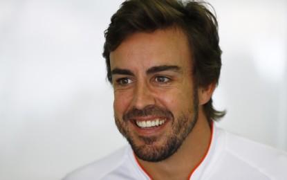 Alonso: ok per le FP1, poi altro controllo