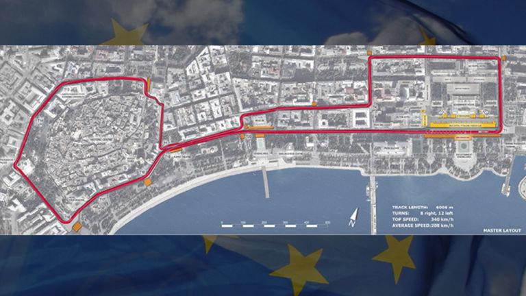 Baku: ultimi ritocchi prima del GP