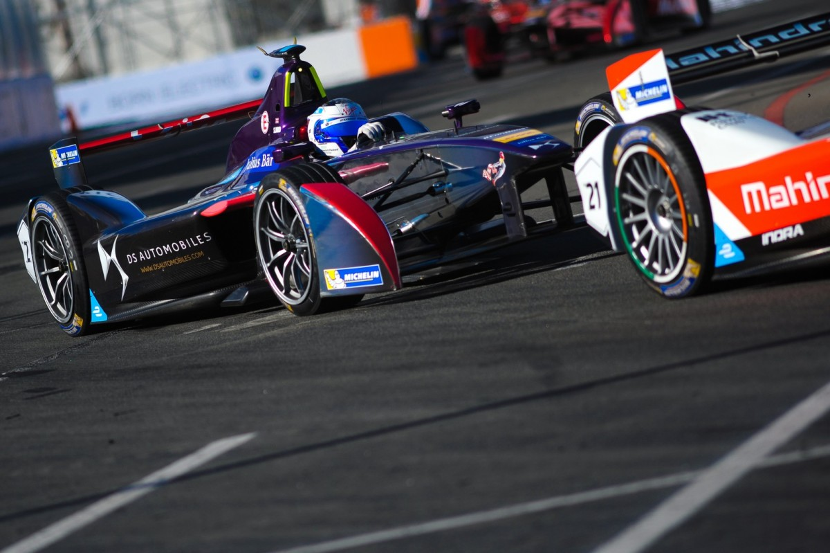 DS Virgin Racing: colpo di scena a Long Beach