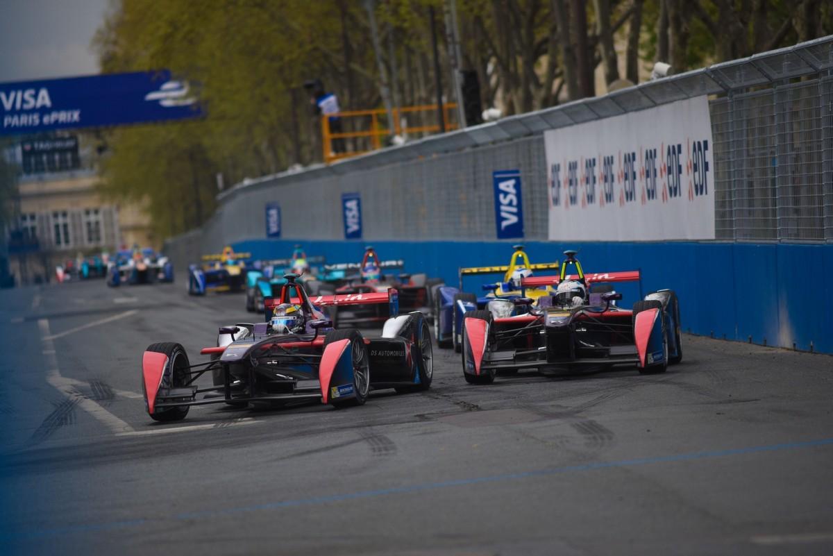 Paris ePrix: DS sul podio nella gara di casa