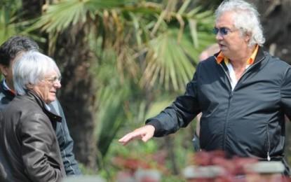 Briatore happy to help Monza keep F1