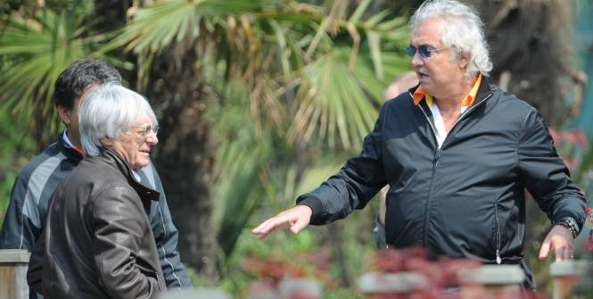 Briatore happy to help Monza keep F1