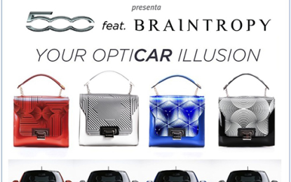 "Motor Village Italia e Braintropy ""Your Opticar Illusion"""