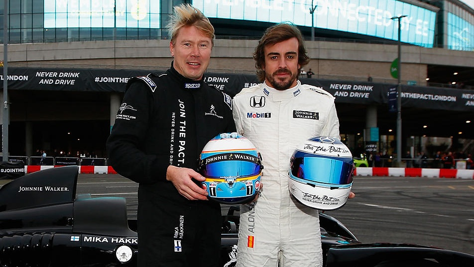 Hakkinen hopes Alonso has patience