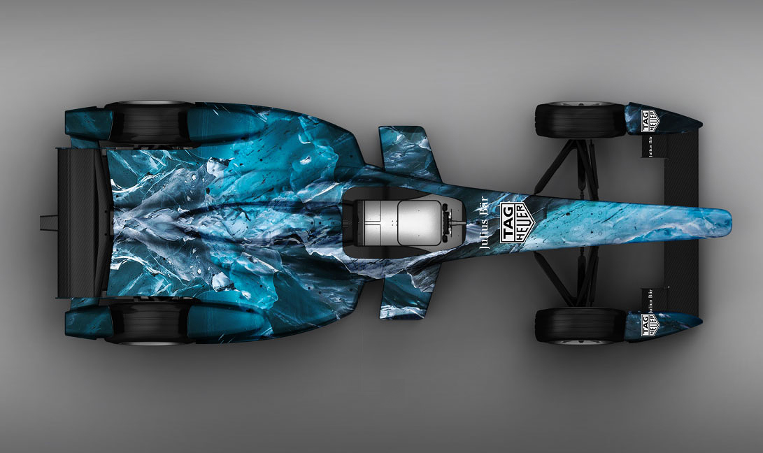 Una Formula E firmata Garage Italia Customs