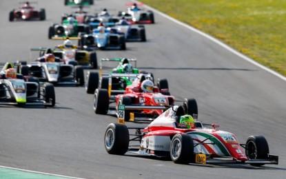 ADAC F4: victory for Schumacher in third race