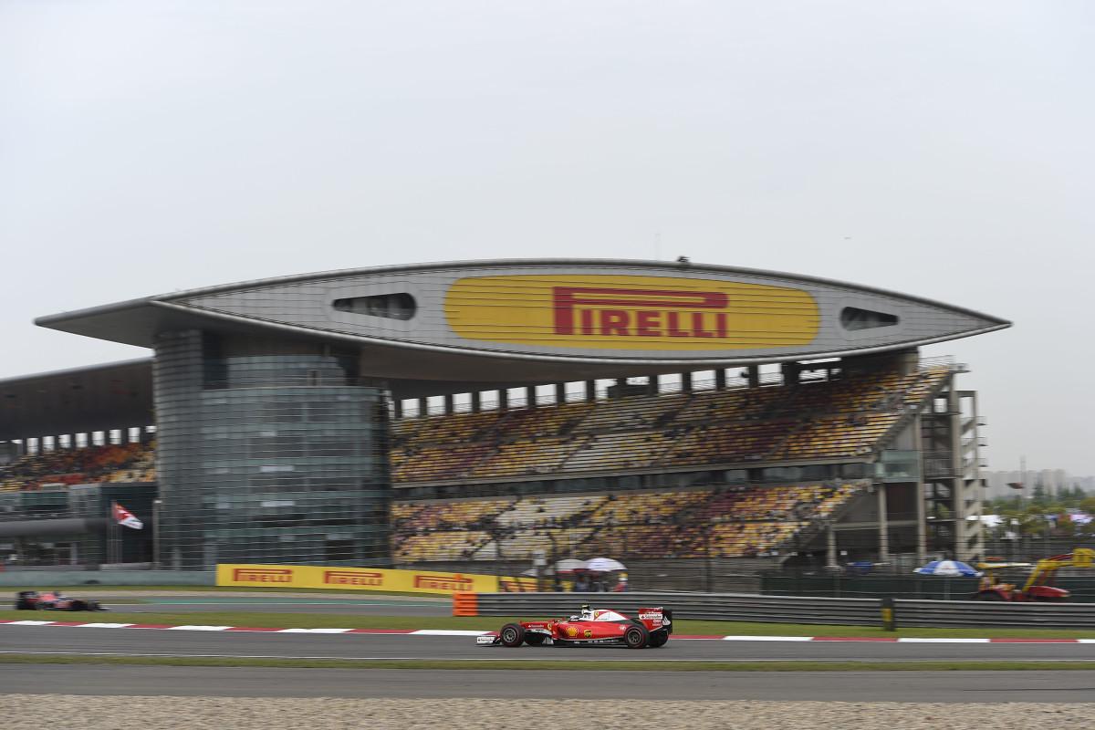 Cina: il punto Pirelli sulle libere. Problemi non legati alle gomme