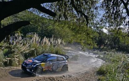 WRC: Ogier e Mikkelsen sul podio in Argentina