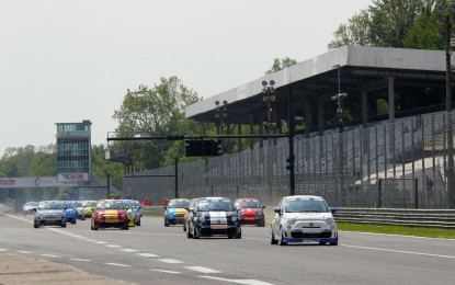 Trofeo Abarth Selenia: a Monza Gara 1 a Campani